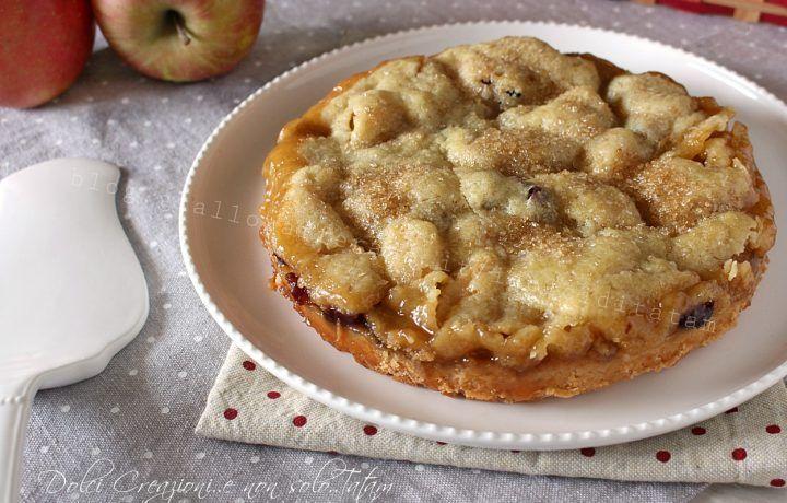 Focaccia s čerstvými jablky, stylové a šťavnaté a škytavka!