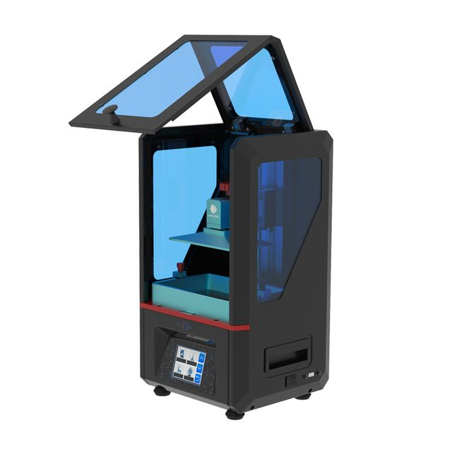 ANYCUBIC 3D Printer Photon UV Resin SLA/DLP Light-Cure Impresora 3D Full Color Touch Screen LCD High Precision Resin for Gift