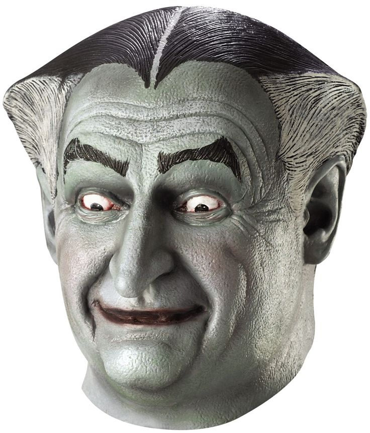 Nice Costume Accessories Munsters Grandpa Mask just added...