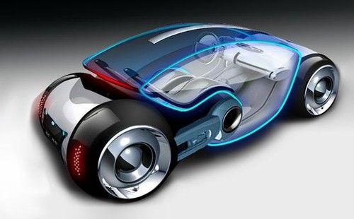Huynh Ngoc Lan, Phoenix Car, Futuristic Vehicle