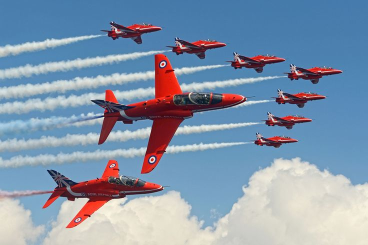 The Red Arrows Hawk - Google Search