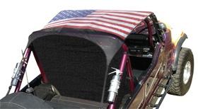 Click Image Above To Purchase: Vdp Jeep Koolbreez Sun Screen Tops - Jeep Accessories - Jeep Bikini Tops
