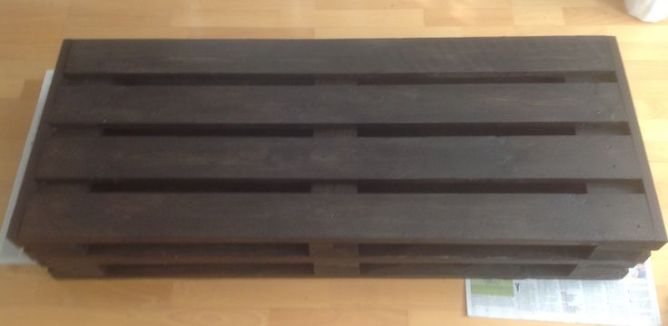 Sohvapöytä raakalaudasta ystävälle/coffee table to my friend