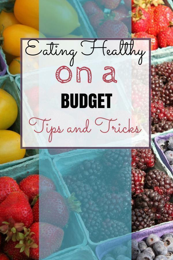 Eating healthy can be a challenge. Eating on a budget can too. Eating healthy on a budget can sometimes feel impossible. During my weight loss years, I've learned some simple strategies for eating healthy on a budget. #weightlosssmoothies