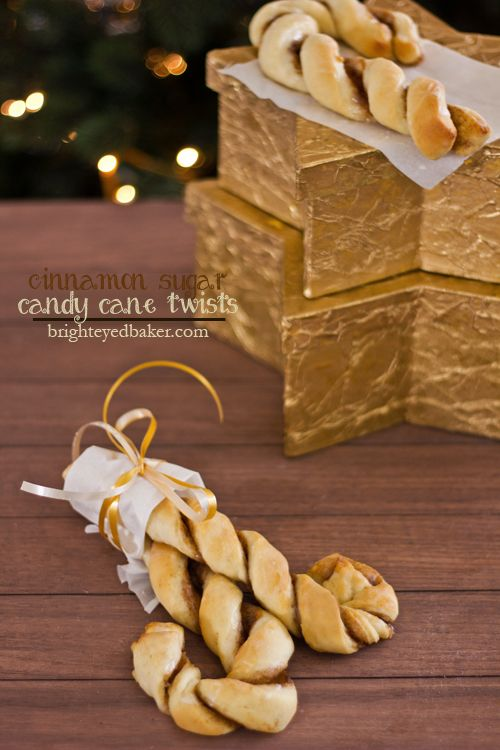 Post image for Confession #99: I'm a Sucker for Christmas… Cinnamon Sugar Candy Cane Twists