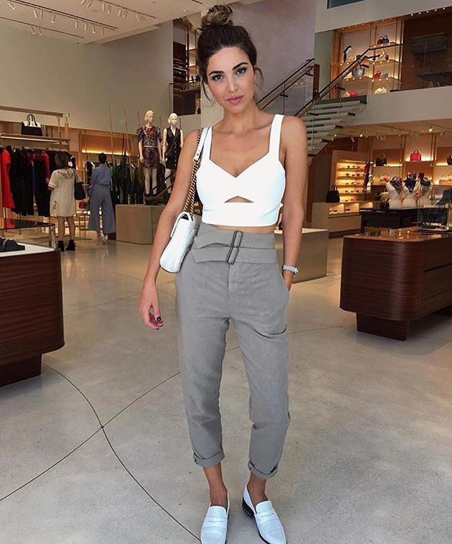 Beauty @streetstyle_london  @negin_mirsalehi  For shopping link in bio.