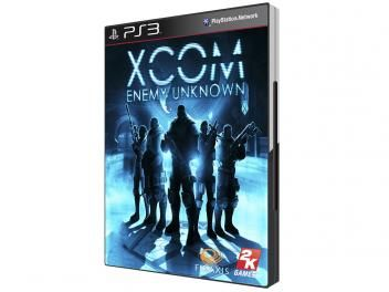 XCom Enemy Unknown para PS3 - 2K Games