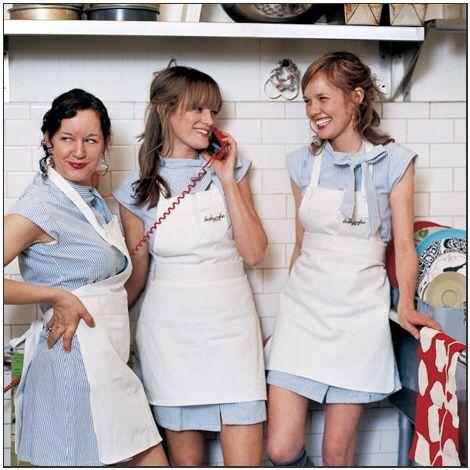 Bakery Uniform Uniformes Restaurant Uniforms Waiter