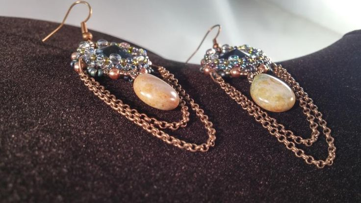 """Bella"" Earrings by Terrie"