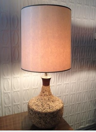 1000 images about cork furniture furnishings on for Wine cork lampshade