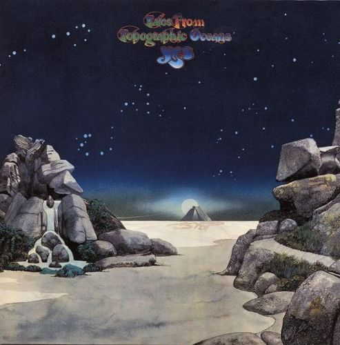 Tales from Topographic Oceans [Super Audio Hybrid CD]