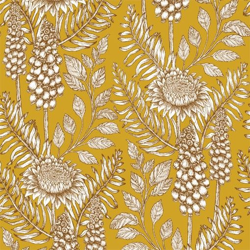 The 25+ best Mustard wallpaper ideas on Pinterest | Geometric wallpaper mustard, Teal wallpaper ...