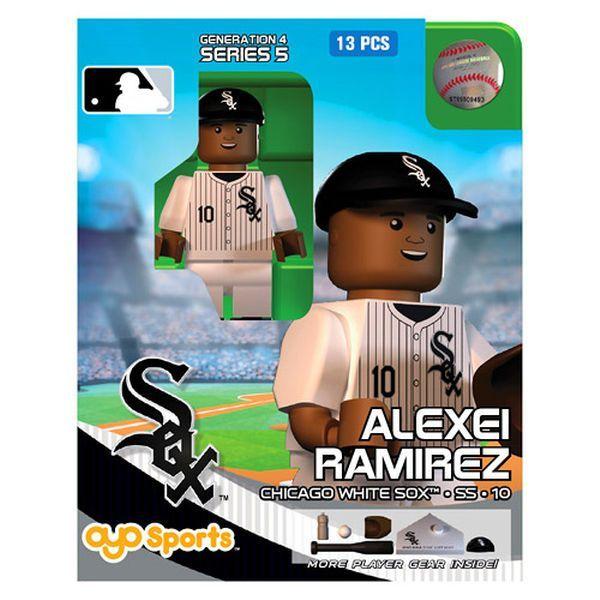 Alexei Ramirez Chicago White Sox OYO Sports Player Minifigure - - $9.99