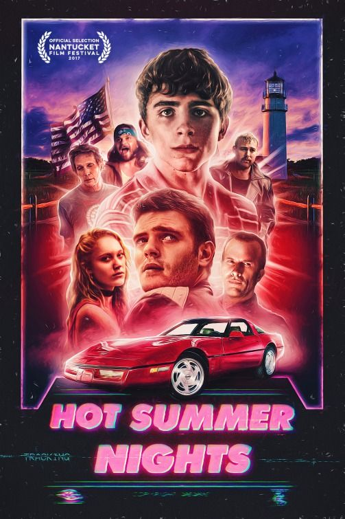 Click To View Extra Large Poster Image For Hot Summer Nights Art