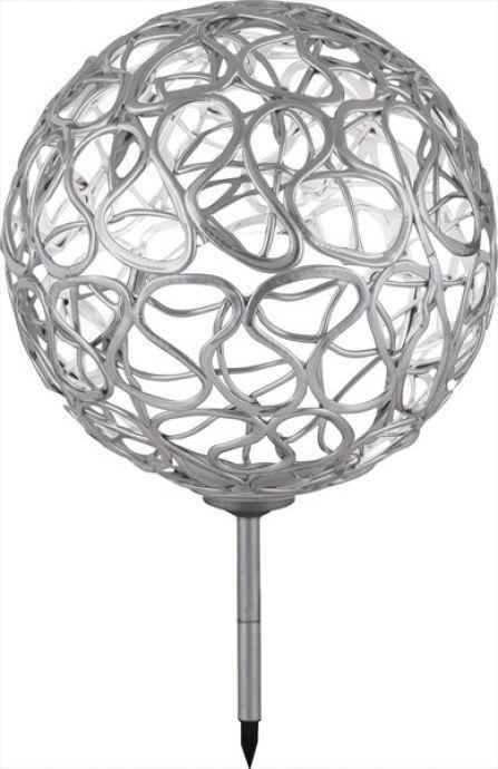 lampa solara cu sfera mare 33755 marca Globo