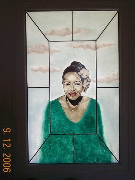 Stained Glass - Billie Holiday