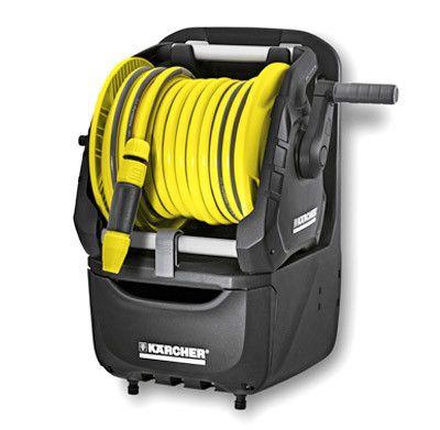 Avvolgitubo portatile HR 7.315 Karcher   tubo e accessori