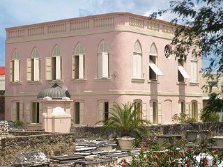 Barbados Attractions - Bridgetown Jewish Synagogue