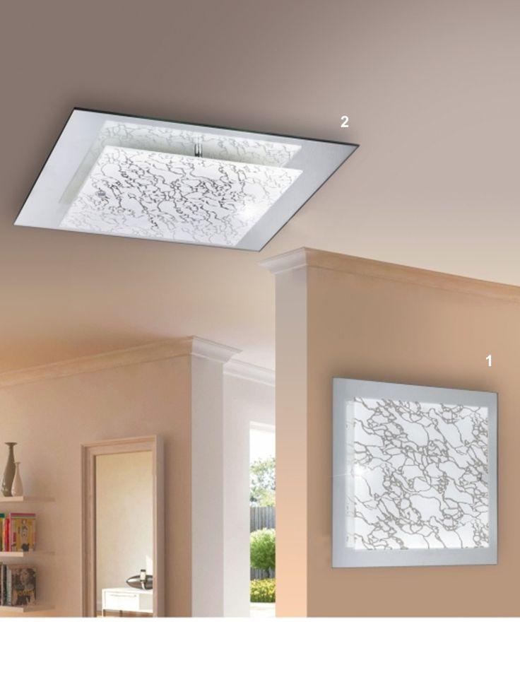Svítidla.com - Rabalux - Jade mirror - Stropní a nástěnná - Na strop, stěnu - světla, osvětlení, lampy, žárovky, svítidla, lustr