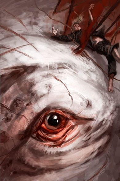 an analysis of the character of ahab in melvilles moby dick or the whale Enjoying moby dick by herman melville  we never learn whether ahab's dark  nine gams each provide a different view of moby dick the whale has its eyes on.