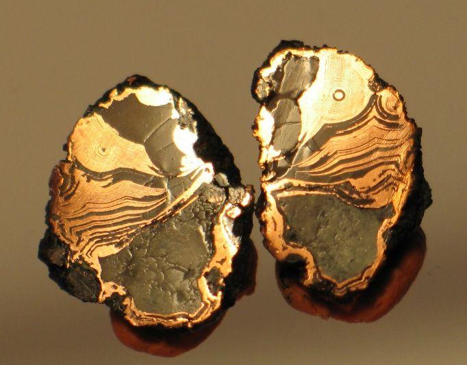Copper, Quartz