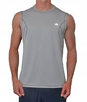 $34  Great for showing off those muscular shoulders! Legend Sleeveless Top, more colors at www.cynfullyfit.com