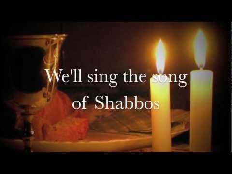 """Jewbilation - """"The Sound of Shabbos"""" (for performance info, email dimond..."""