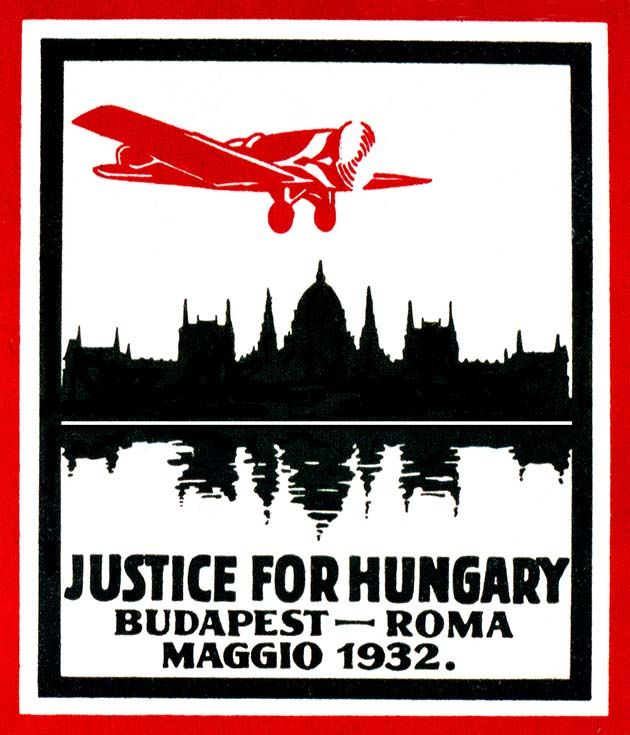 A végzetes római repülés plakátja (Fotó: AeroNews archiv)