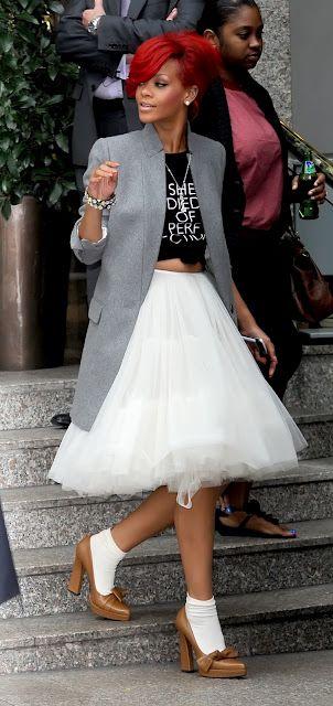 Фатиновая юбка: легкость и воздушность в образе
