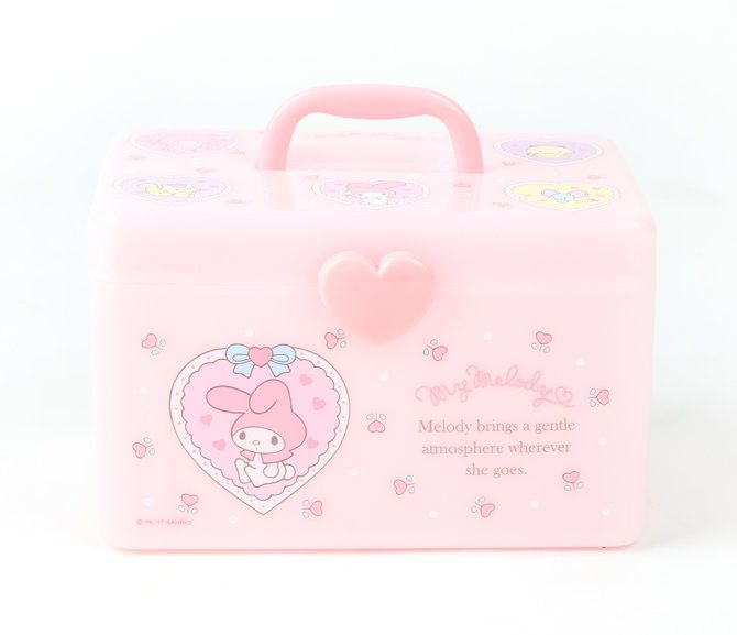 My Melody Plastic Organizer Case: Toy Room | Other | Toy