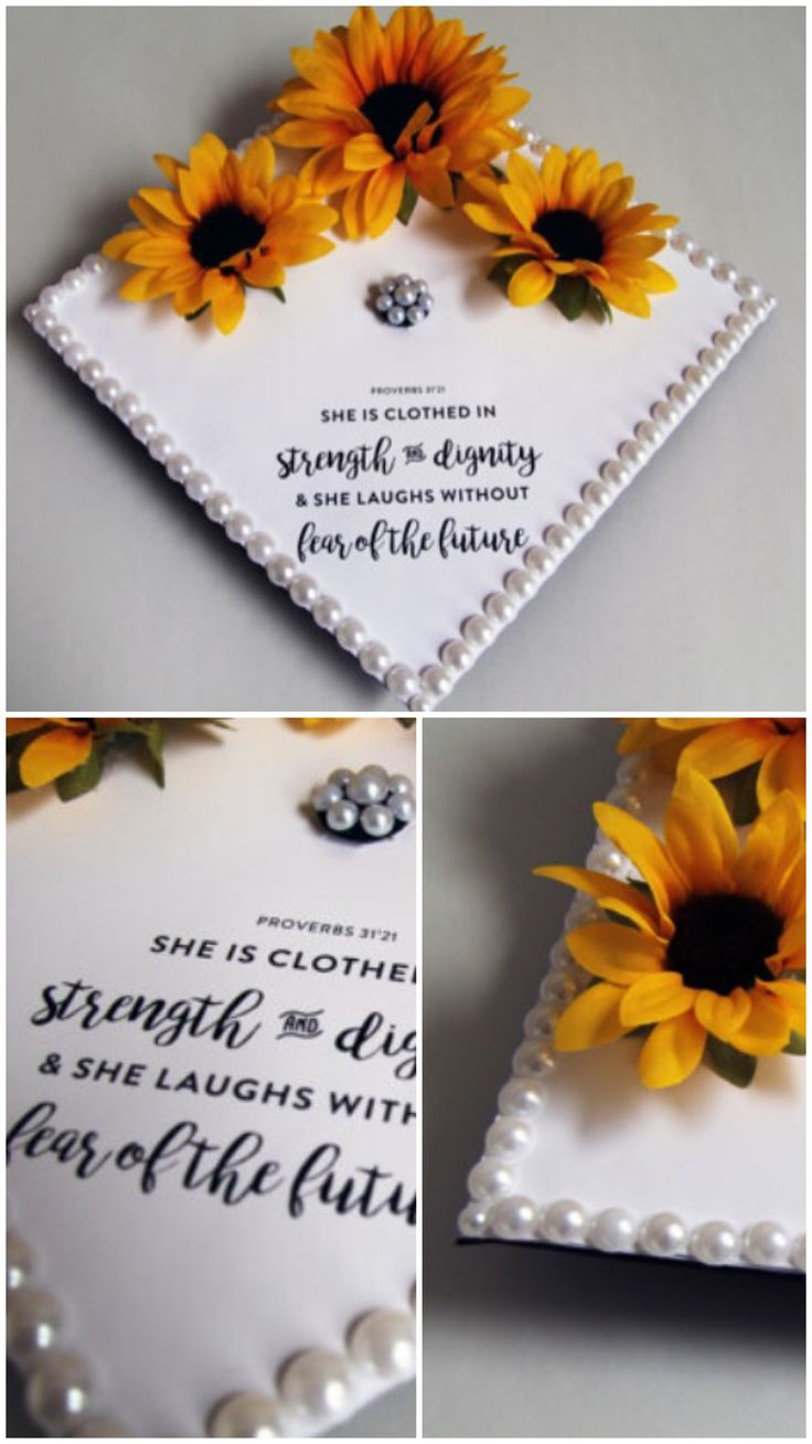 Custom Grad Cap by 329 Dorm Decor.  At 329 Dorm Decor we take the time to get to know our customers to customize their cap to make them standout on their special day. Interested in getting a cap or a decal? Submit your custom order today!