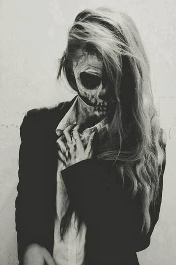 Skeleton photography picture