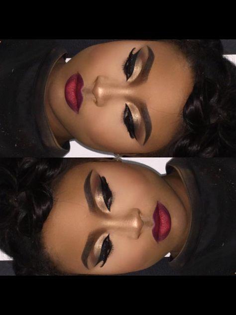 Super Nails Brown Skin Eyebrows Ideas
