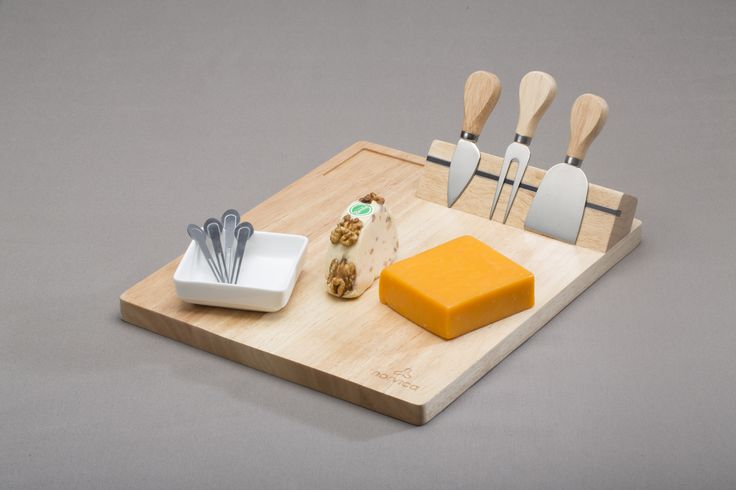 Cheese Board Set with Forks u0026 Knives u2013 Best Hostess And Housewarming Gift Around u2013 Perfect & 17 best Norvica Cheese Board Set with Forks u0026 Knives images on ...