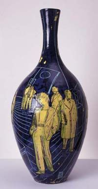 We Are What We Buy, Grayson Perry, 2000
