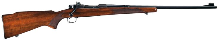 270 Winchester Bolt Action