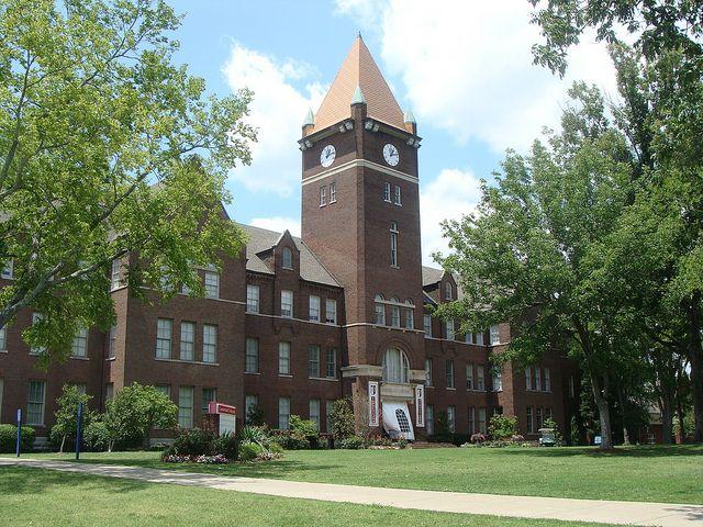 ... United States,   Cumberland University Memorial Hall Lebanon, Tn