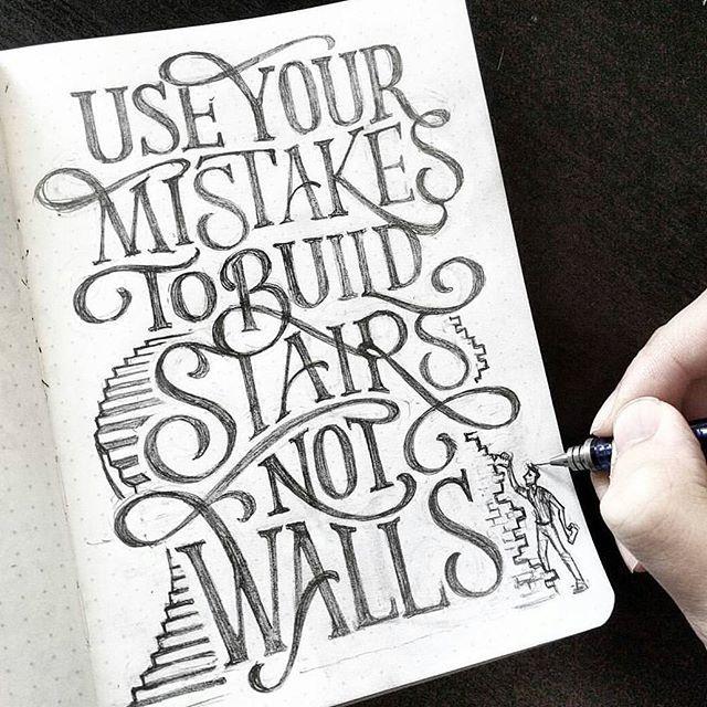 Leer van je fouten
