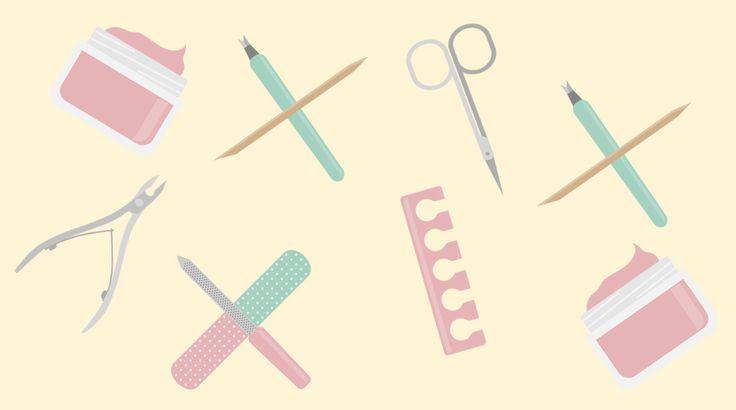 7 Maniküre-Fehler, die Sie möglicherweise machen | Nagelpflege-Tipps   – Beauty Tips and Tricks