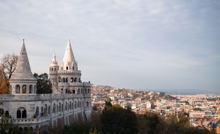 Halászbástya (Fisherman's Bastion) One of several landmarks that were built in the late 1800s to celebrate the 1000-year anniversary of the founding of Hungary, the Fisherman's Bastion is made up of 7 towers, representing the 7 Magyar tribes that founded the nation. Sitting atop Castle Hill, the Bastion provides some of the most spectacular views of the Danube and city.