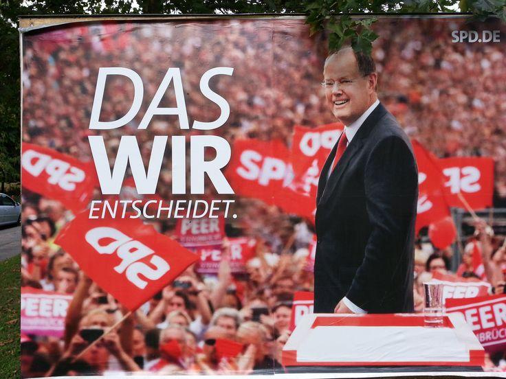 Das meiner Meinung nach semiotisch spannendste Wahlplakat der Bundestagswahl 2013. Eine längere semiotische Betrachtung dazu zu finden unter: https://www.xing.com/net/pri6c9578x/semiotik/ideen-vorschlage-feedback-319205/die-spd-und-ihre-lust-an-der-selbst-dekonstruktion-steinbruck-geht-nur-mit-verdrehter-spd-ein-semiotischer-einwurf-45087187/45087187/save/?wsa=36725300.b64b13#45087187