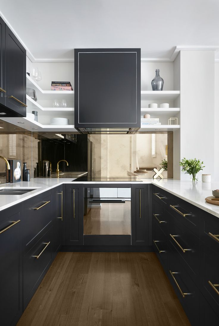Glamours kitchen from our Port Melbourne home 3