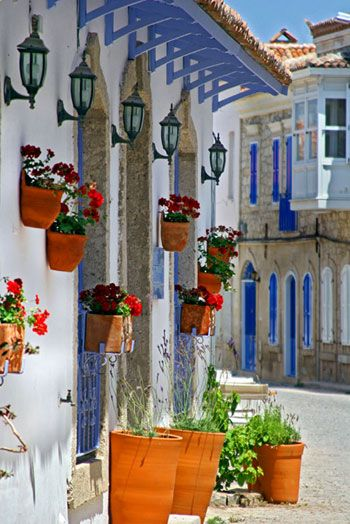Alacati, Cesme, Turkey