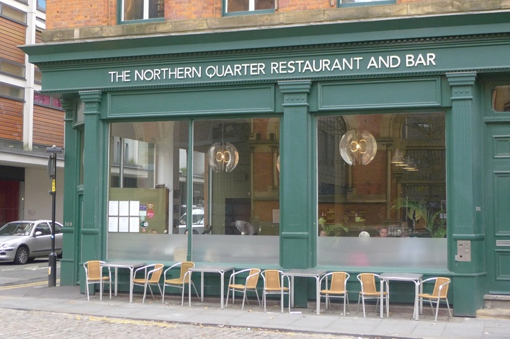 Hungry Hoss: Northern Quarter Restaurant and Bar