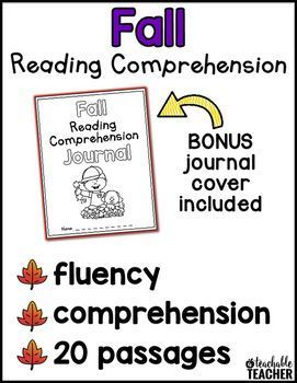 Fall Reading Comprehension Poems are a great way to practice reading comprehension. Why? Read, Rhyme, Remember is a fun and engaging way to integrate seasonal learning, rhyming and #readingcomprehension. | fall poems | teaching reading | poetry reading passages | First grade reading activities | reading comprehension posters | printable posters for classroom | fall classroom decor