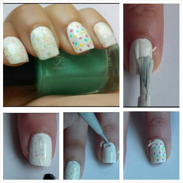 Mejores 28 imágenes de Nail Art aux mains ♥♥ en Pinterest | Diseño ...
