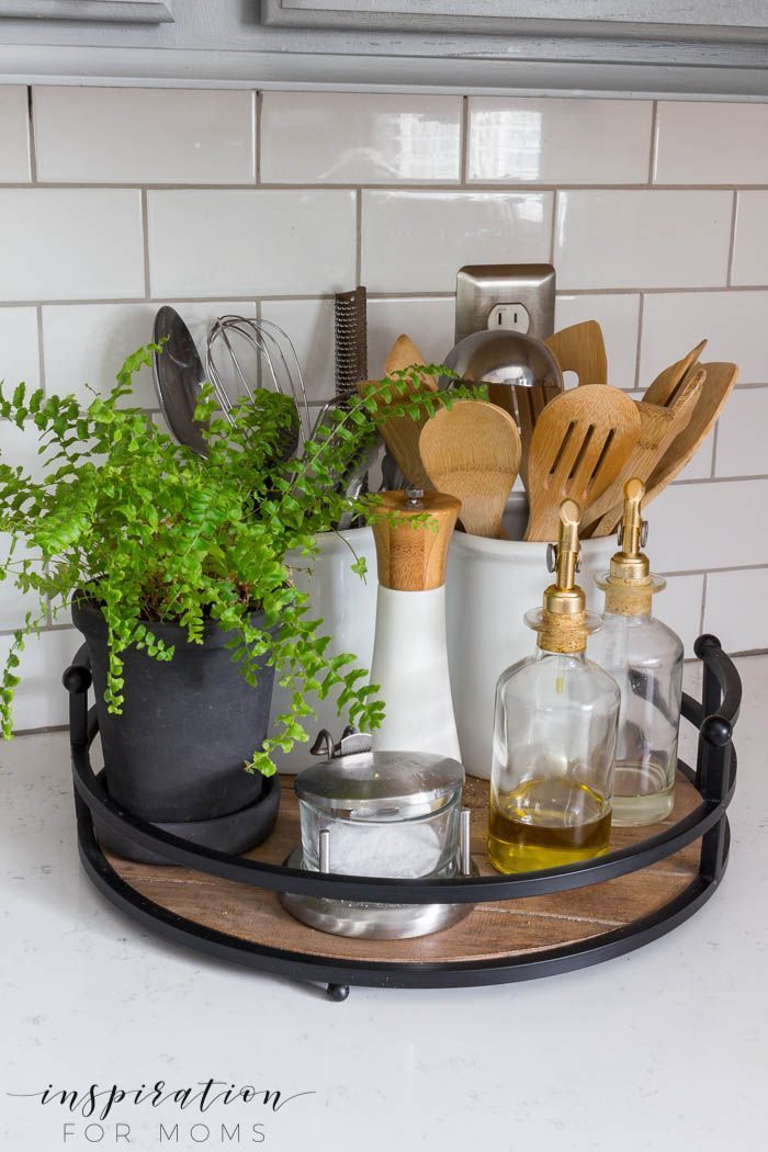 Enjoy a kitchen and dining room fall home tour full of
