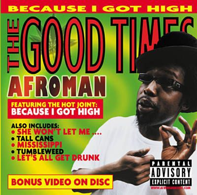 Found Crazy Rap by Afroman with Shazam, have a listen: http://www.shazam.com/discover/track/20000581