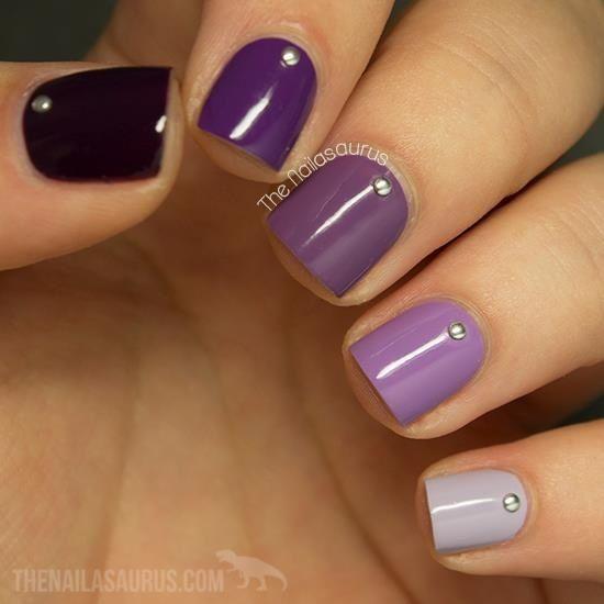 14 farbige Nägel, die Sie in dieser Saison ausprobieren möchten – Nägel – #gefärbt #Nägel # …