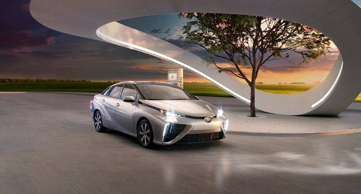 Automakers are investing in hydrogen fuel cell vehicles but where are the stations?